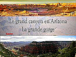 diaporama pps Le grand canyon – Les grandes gorges
