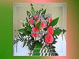 diaporama pps Le muguet du 1er premier Mai