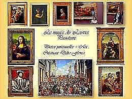 diaporama pps Le musée du Louvre