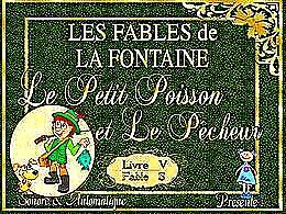 diaporama pps Le petit poisson et le pêcheur