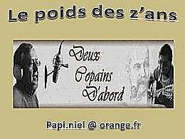 diaporama pps Le poids des z'ans