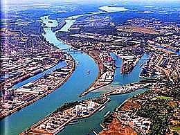 diaporama pps Le port autonome de Strasbourg