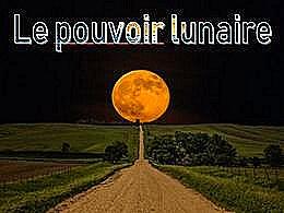 diaporama pps Le pouvoir lunaire