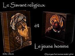 diaporama pps Le savant religieux et le jeune homme