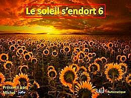 diaporama pps Le soleil s'endort 6