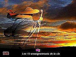 diaporama pps Les 12 enseignements de la vie