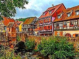 diaporama pps Les 30 plus beaux sites d'Alsace