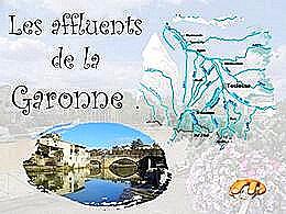 diaporama pps Les affluents de la Garonne