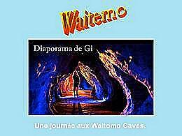 diaporama pps Grottes de Waitomo