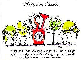 diaporama pps Les devises Shadoks