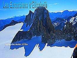 diaporama pps Les excursions d'Elizabeth