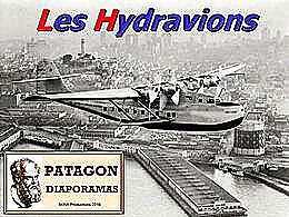 diaporama pps Les hydravions