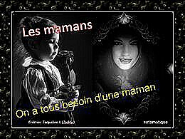 diaporama pps Les mamans – C. Jérôme