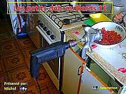 diaporama pps Les petits débrouillards 11