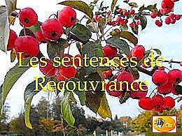 diaporama pps Les sentences de Recouvrance