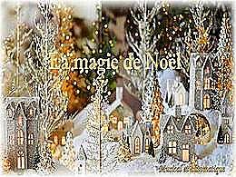diaporama pps Magie de Noël