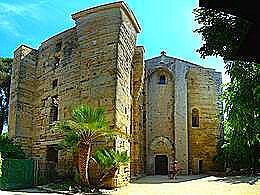 diaporama pps Maguelone phénix des cathédrales