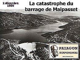 diaporama pps Malpasset 1959