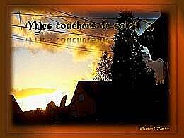diaporama pps Mes couchers de soleil 3
