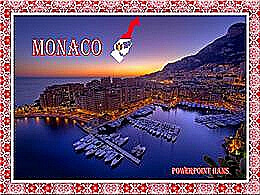 diaporama pps Monaco