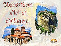 diaporama pps Monastères d'ici et d'ailleurs