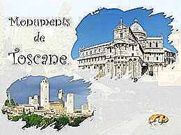 diaporama pps Monuments de Toscane