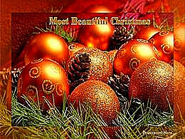 diaporama pps Most beautiful christmas