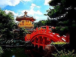 diaporama pps Nan lian garden – China