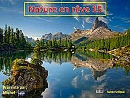 diaporama pps Nature en rêve 15