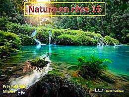 diaporama pps Nature en rêve 16