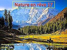 diaporama pps Nature en rêve 17