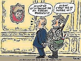 diaporama pps Nicolas Hulot met les voiles