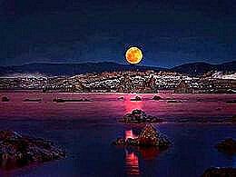 diaporama pps Ode à la lune