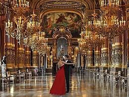 diaporama pps Opéra Garnier – Le grand foyer