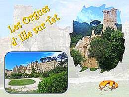 diaporama pps Orgues d'Ille-sur-Têt