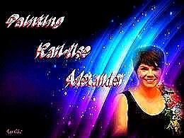diaporama pps Painting Kari Lise Alexander