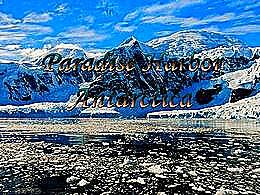 diaporama pps Paradise harbor antarctica