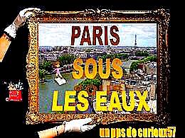 diaporama pps Paris sous les eaux