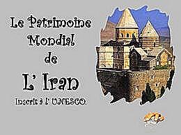 diaporama pps Patrimoine de l'Iran