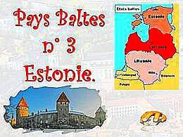 diaporama pps Pays Baltes 3 – Estonie