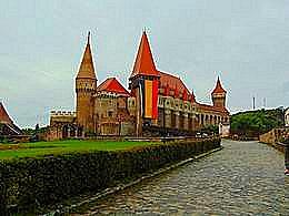 diaporama pps Château de Corvins