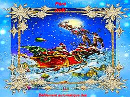 diaporama pps Père Noël