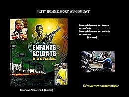 diaporama pps Petit homme mort au combat