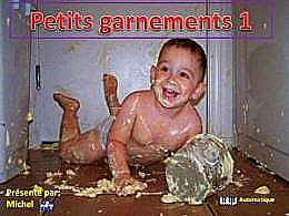 diaporama pps Petits garnements 1