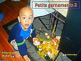 diaporama pps Petits garnements 2