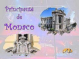 diaporama pps Principauté de Monaco volet 1