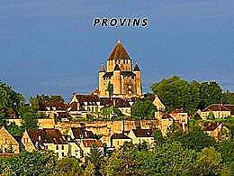 diaporama pps Provins – Ile de France