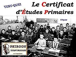 diaporama pps Quiz certificat d'études