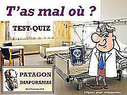 diaporama pps Quiz t'as mal où