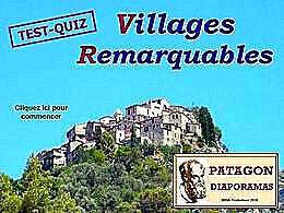 diaporama pps Quiz villages remarquables